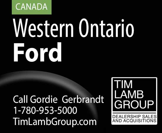 W Ontario Ford