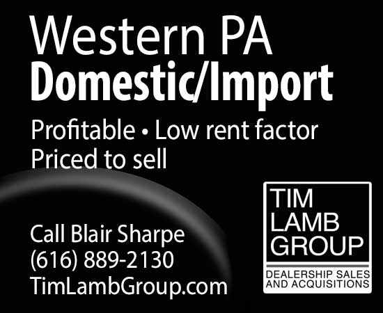 \Western PA Domestic Import