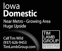 TLG Iowa Domestic